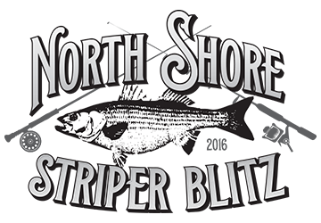 North Shore Striper Blitz Logo