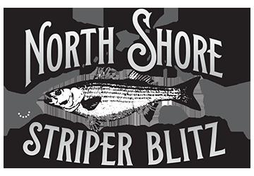 North Shore Striper Blitz Logo